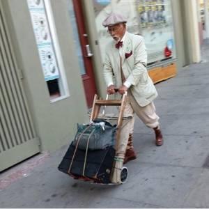 【JUKSY x Polysh】由眾家爺爺們輪番上陣演繹街頭潮流 來看看真正的 FASHION GRANDPA