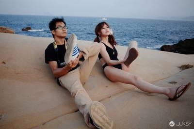 台灣攝影師陳紀東 鏡頭下不同的AV女優吉澤明步!