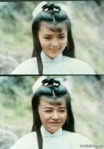 不是造型師的錯!!換上「劉亦菲」的臉變超美!!仙氣好重~~