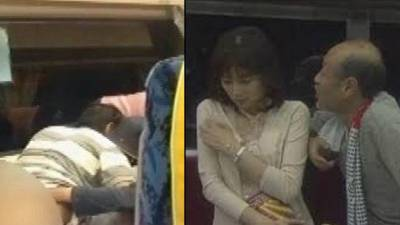 中年男子長途旅程寂寞難耐,居然在列車上與陌生女子.....稱「看我怎麼弄你」