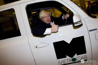 倫敦市民的新座駕,首批混合動力版出租車 Metrocab 受批上路