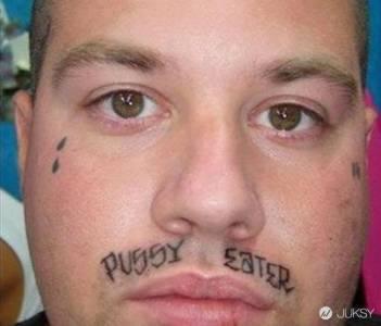 5 張超「瘋狂」紋面刺青 這真的不能後悔啊...