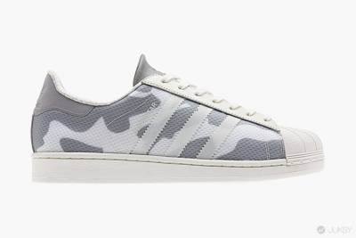 多色迷彩上身,adidas Originals Superstar 迷彩系列預覽