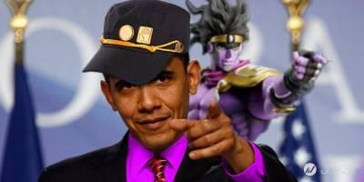 歐巴馬也是初音迷?日本網友爆笑 PS 美國總統的動漫小劇場
