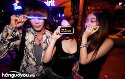 實拍韓國夜生活女人浪蕩一面...尺度太大難以想像..