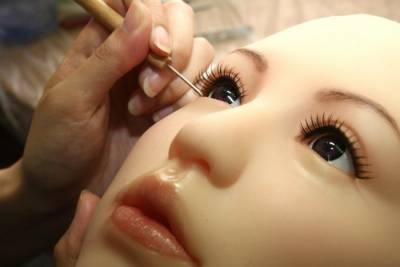 實拍日本充氣娃娃製作過程...這身材超火辣!