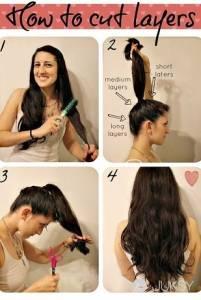 懶人馬尾整理法!長髮女孩不可不知 27 個小技巧