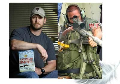 悲嘆!因為這個原因,他殺害了「美國最強狙擊手」…背後偷襲英雄開了十幾槍…