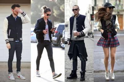 男孩女孩都適合 棒球外套搭配指南