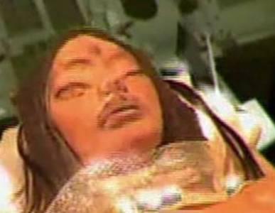 震驚!!NASA在月球帶回的三眼女屍曝光!!引發世界恐慌!