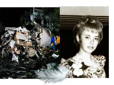機上91人全數死亡!只有一個少女活了下來…因為父親跟她說過一句話…