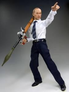 史上最強戰鬥總統普丁 竟成了網友 KUSO 的最佳素材?