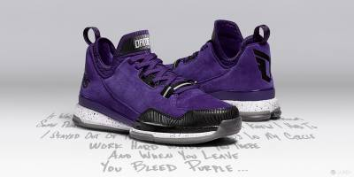 adidas 與 DAMIAN LILLARD 共同發表首雙簽名鞋款 D Lillard 1
