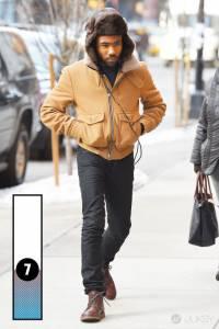 國外網站「型男穿搭排行榜」 2月初最佳著裝男士大點名