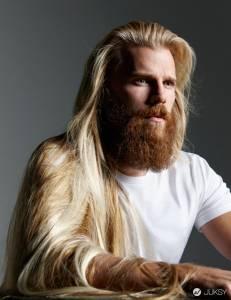 10個瞬間讓你看到長髮男孩們的獨特魅力!