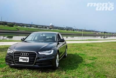 試乘 Audi A6 S line LED耀勁版特仕車