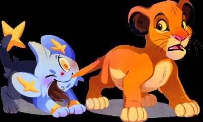 當迪士尼遇上神奇寶貝
