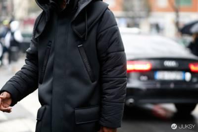 2015米蘭時裝周現場街頭型人直擊