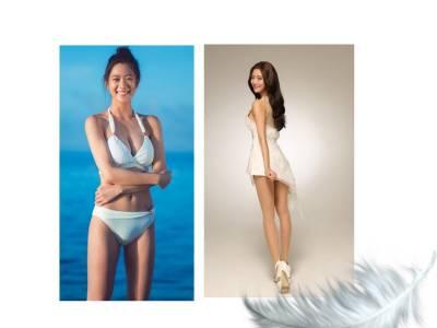 不敢相信!!49歲「曲家瑞」還擁有少女般美腿!如何跟她一樣美?