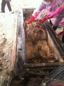 驚悚!明朝「冥婚」墓被發掘 !!!可怕的開棺過程~~