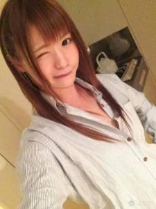 發現一個超正的日本女生 結果居然是.....