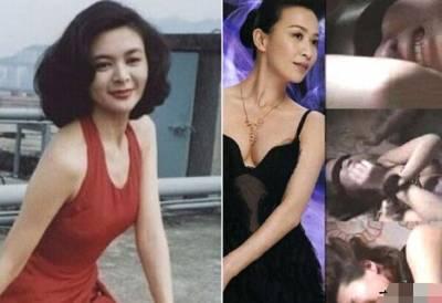 被向華強「弄過」的女星太多了...!女神關之琳被強塞高爾夫球的秘密竟是如此...