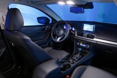 2015車訊風雲獎 最佳進口小型車All-new Mazda3