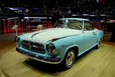 Borgward停工半世紀車廠復活