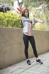 突破自己 只因我是跑者!adidas Ultra Boost X 艾美懷特