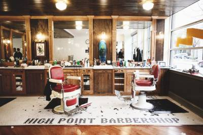 【JUKSY x Polysh】想擁有新人生?那就換個髮型吧!濃濃復古魂的美式理髮廳