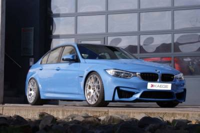 沒有很厲害!Kaege BMW M3