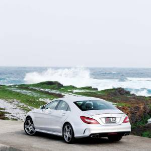 快得優雅M.Benz CLS63 AMG 4MATIC Coupe
