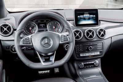 小改新車開賣M.Benz B-Class