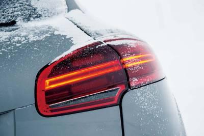 冰之狂舞Porsche Cayenne Turbo S
