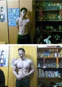 從55kg到85kg越來越帥?不要再怪你的體重了>