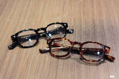 眼鏡迷的夢幻逸品!「BJ Classic Collection」打造輕薄賽璐珞全手工眼鏡│GQ瀟灑男人網