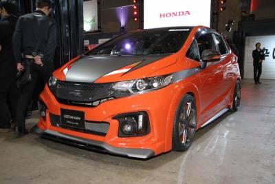 愈來愈熱血的本田-Honda Mugen