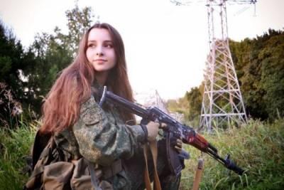 俄羅斯版小龍女美若天仙酷愛軍裝!我準備好去俄羅斯找老婆了~~~