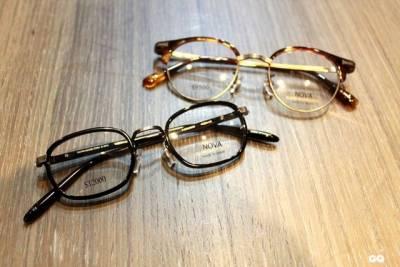 充滿懷舊復古風!日本首屈一指的手工眼鏡「NOVA HANDMADE ITEM」│GQ瀟灑男人網