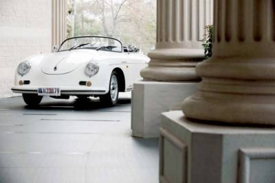 重返德意志經典序章 Porsche 356 Speedster Replica