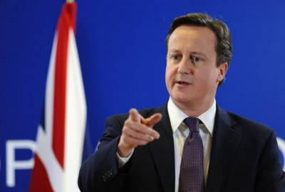 英國首相與俄國女皇撞臉
