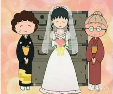 原來...花輪用情好深 小丸子,等你長大一定要嫁給花輪 求你了 看完我都落淚了...