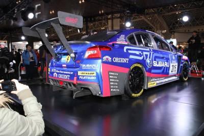 Nurburgring耐久賽廠車 STI NBR Challenge 2015
