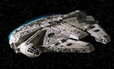 「星際大戰」飛船竟然是真的!!在波羅的海發現了!