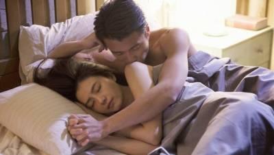 據說這是男女之間最溫暖的相處方式,你們感受下……