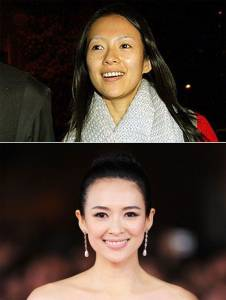 15張令人震驚的亞洲女藝人的妝前妝後照