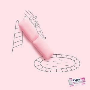 想像力就是超能力!!Instagram的幽默插畫家,你一定要認識~│Styletc樂時尚