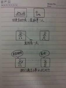 一組圖告訴你,為什麼遇見合適的人這麼難!!