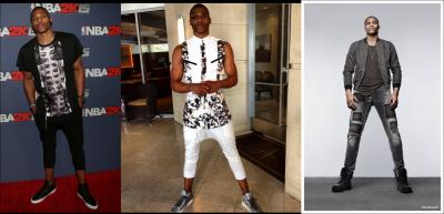誰說運動員不會穿衣服 NBA球星自信加入穿搭超SWAG