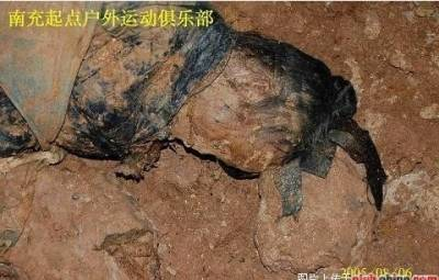 清代百年殭屍墓被發掘!恐怖的開棺過程…